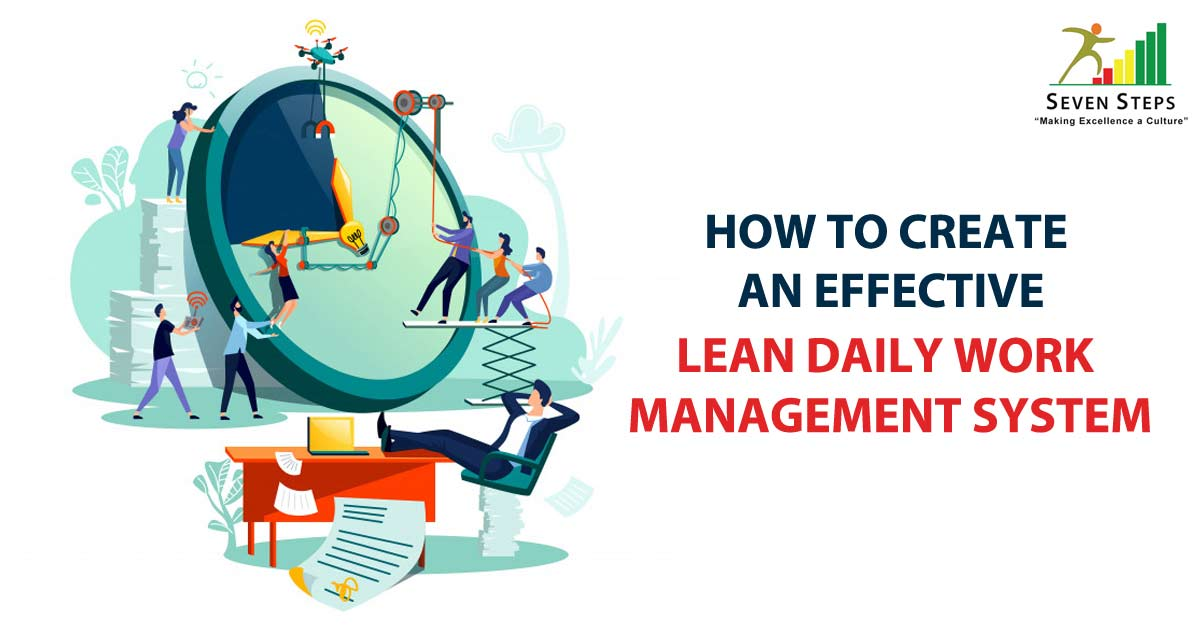 How to create an effective Lean Daily Work Management System